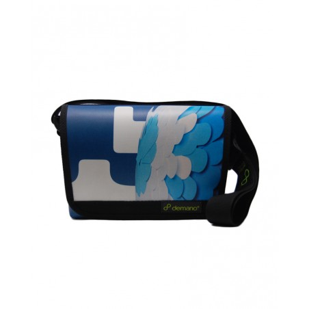 Eco Bolso Bandolera Reciclado - Messenger - Muy Pequeño