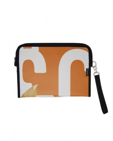 A5 Recycled Clutch Bag for 10-Inch