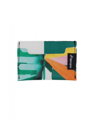 Recycled Credit Card Holder Holds Up To 3 Cards