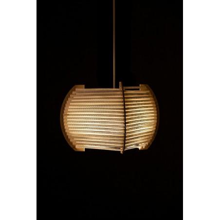 Campana - CINTES - Eco Lámpara Reciclada