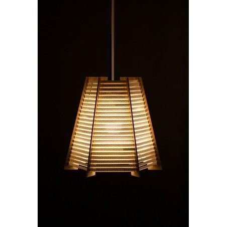 Triángulo - CINTES - Eco Lámpara Reciclada