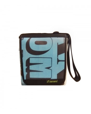 Universitat S - Eco-Friendly Small Messenger Bag