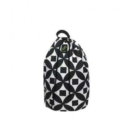 Rajoles Diputació - Recycled Sailor Drawstring Bag