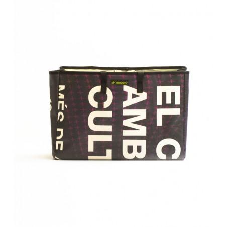 Eco Bolso Reciclado Grande Brompton para Manillar S/M/H/P