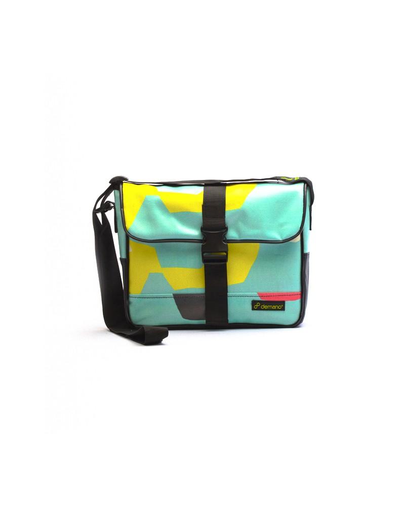 Recycled Messenger Bag