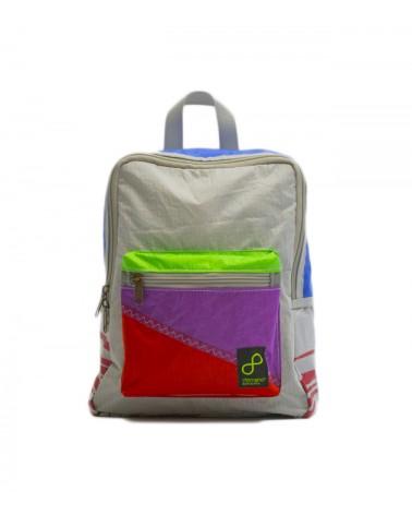 6e35bec74f2a Oreneta. €39.00. Backpack made from recycled ...
