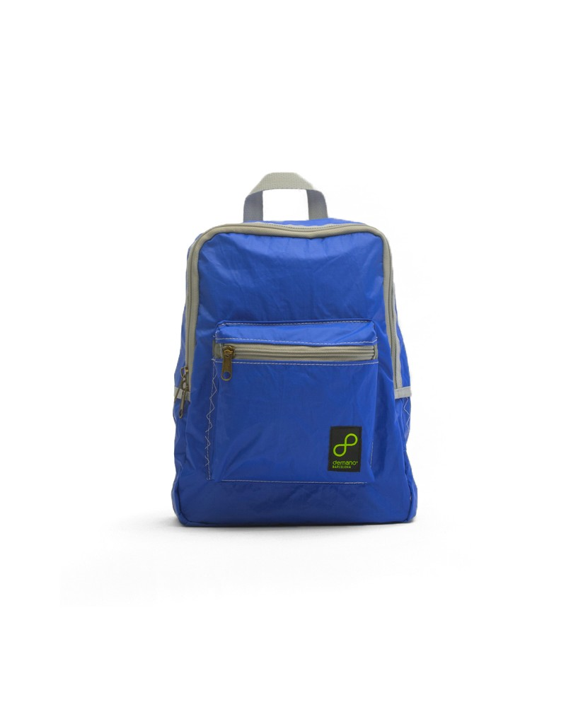 Backpack from Recycled Kitesurf Sails