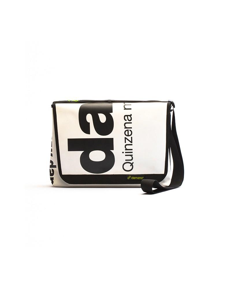 Eco Bolso Bandolera Reciclado - Messenger - Grande