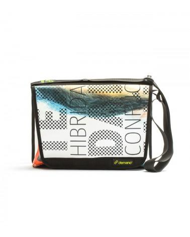 Eco Bolso Bandolera Reciclado - Messenger - Mediano