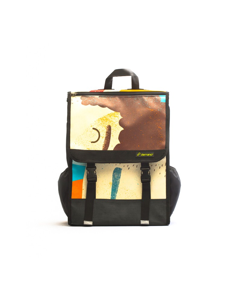 Recycled Large Backpack