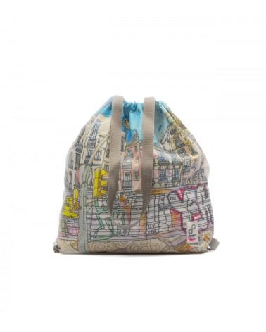 Tote Bag Reciclado x Lapin