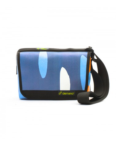 Recycled Messenger Bag XS